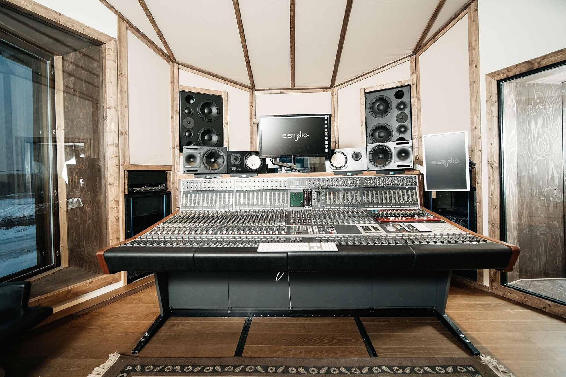 E-studio-tekniikka